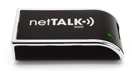 netTalk Duo on Apple iOS