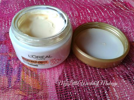 L'Oreal Paris Skin Perfect Anti - Fine Lines + Whitening cream - My overall experience