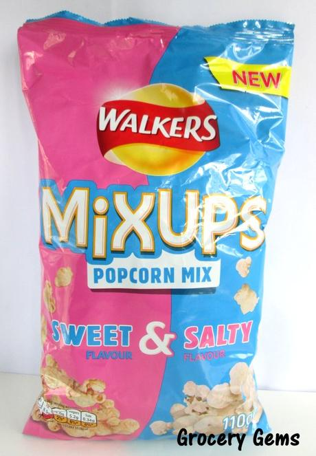 Review: Walkers MixUps - Snacks Mix, Crisps Mix & Popcorn