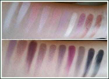 revealed 2 swatches