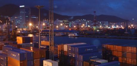 Korea_busan_pusan_harbour_cargo_container_terminal