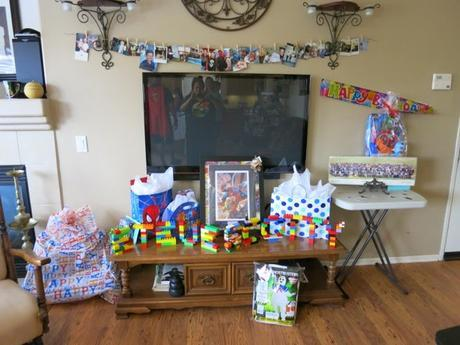 Nerdy Thirty Surprise Party