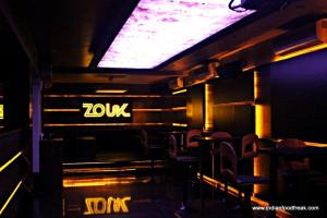 Zouk @Andheri East, Mumbai : New menu launch and revamped interiors
