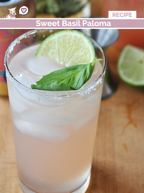 basil paloma recipe