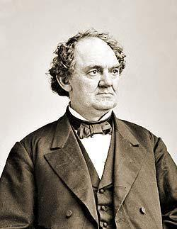 P.T. Barnum, the harmless deceiver
