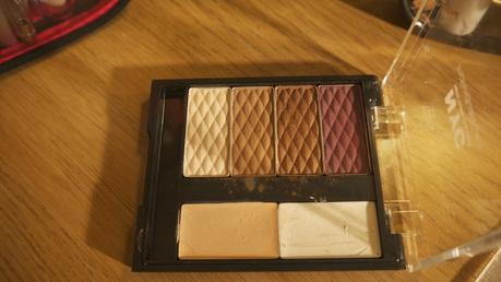 NYC's Individual Eyes eyeshadow palette Brown Eyes La Mode D'Emm
