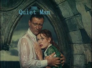 HIT ME WITH YOUR BEST SHOT: The Quiet Man