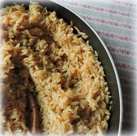 Seasoned Instant Rice Almost Instant Rice in The