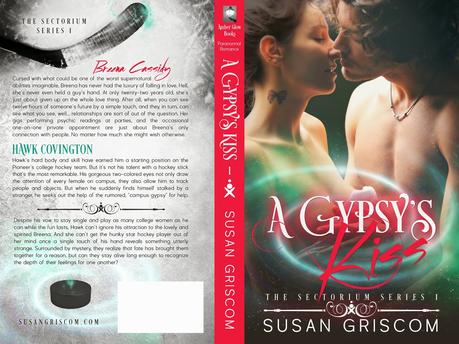 A Gypsy's Kiss by Susan Griscom: Cover Reveal with Excerpt