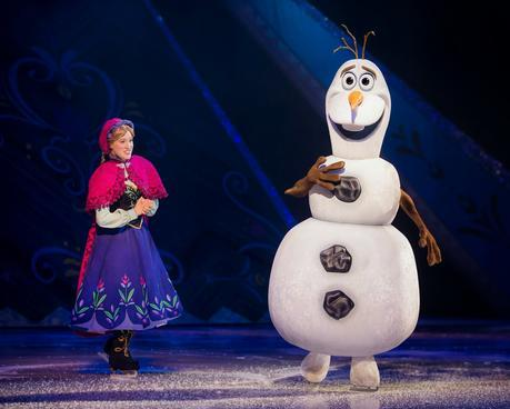 What's On - Disney on Ice