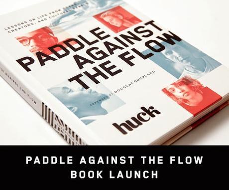 HUCK Book Launch - Paddle Against the Flow
