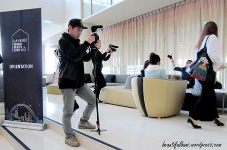 Laneige Global Beauty Camp Day 1 Orientation (4)