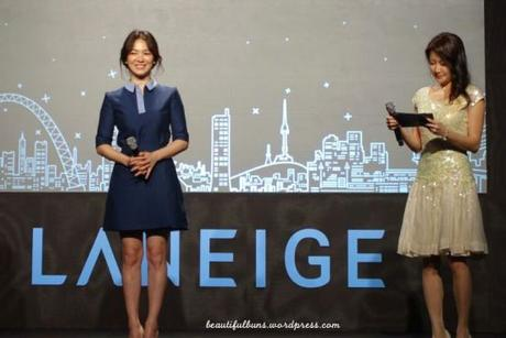 Laneige Global Beauty Camp Day 1 Gala Dinner 27