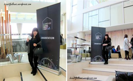 Laneige Global Beauty Camp Day 1 Orientation (5)