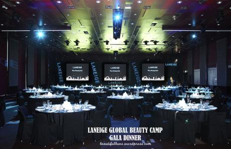 Laneige Global Beauty Camp Day 1 Gala Dinner 17