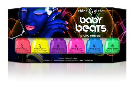 Drop The Beat with China Glaze