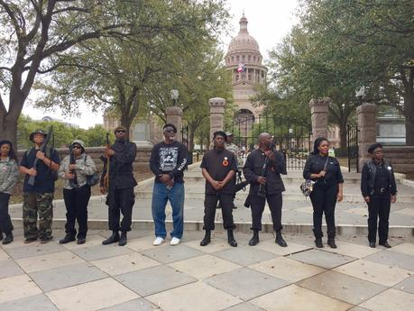 Black Panthers Call For Killing Cops At SXSW While 'Arming Every Black American' In America