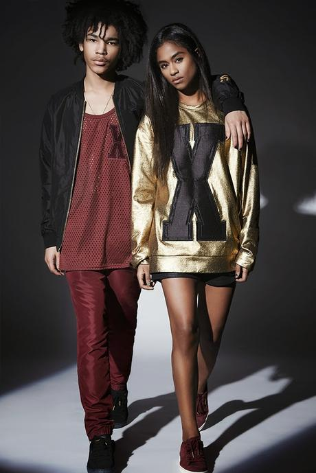 First Look: Vashtie X Puma S/S 15 Collection