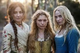 PERIOD & MORE PERIOD - POLDARK, THE MUSKETEERS 2, BANISHED AND ... OUTLANDER!