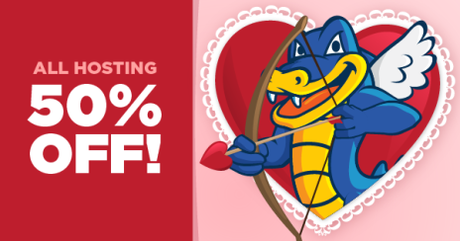 Hostgator-50%-Off-Valentine-Mardi-Gras-Day-Sale-Coupon