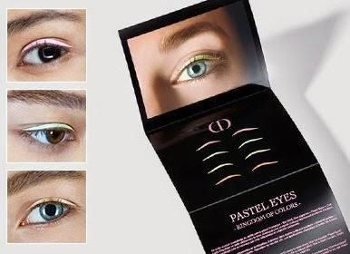Unwanted, Unnecessary Invention Of Patch Eyeliners By DIOR