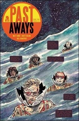 Past Aways #1 Cover - Kindt Variant
