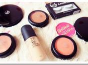 Ever Bilena Reviews: Make-Up Cake, Flawless Finish Foundation Cheek Blush