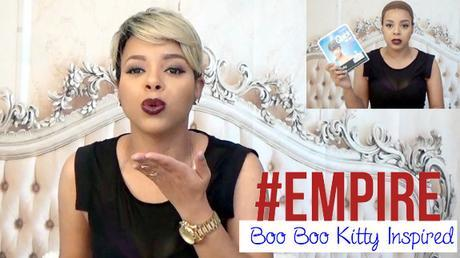 Outre Vicky Wig Review | #Empire Boo Boo Kitty Inspired