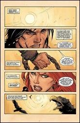 Conan Red Sonja #3 Preview 1