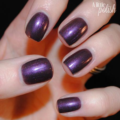 Handcrafted Nail Lacquer from Poison'd Lacquer