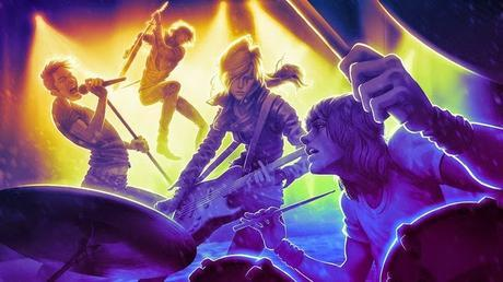 Rock Band 4 will be 1080p/60fps, release date set for October - Report