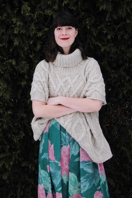 how-to-style-sweaters-with-skirts