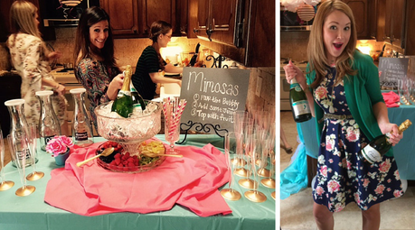 4 Things I Should NOT Have Talked About at My Bridal Shower