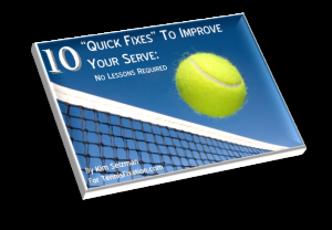 For A Good Serve, Hit A Good Toss – Tennis Quick Tips Podcast 76