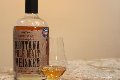 Roughstock Montana Pure Malt Whisky