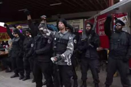 New Black Panthers in Texas March 16, 2015