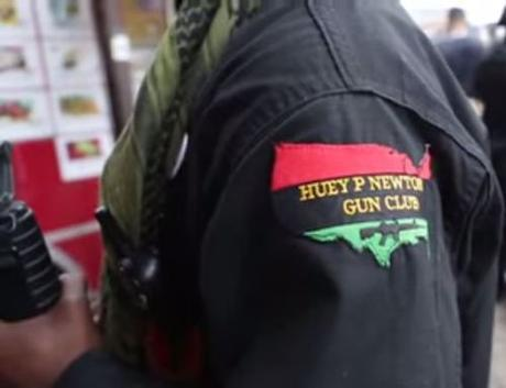 New Black Panthers in Texas