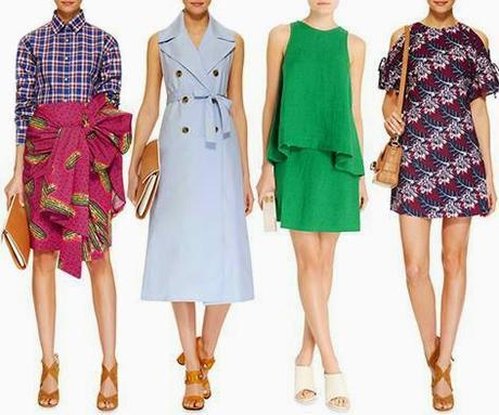 Shout Out Of The Day: Get Ready For Spring With Punchy Prints From Moda Operandi