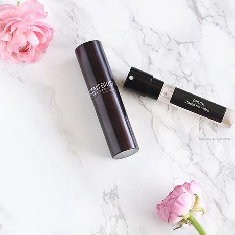 Exploring New Scents With Scentbird