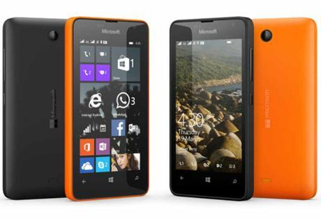 Microsoft Launches the Ultra Low Cost Lumia 430
