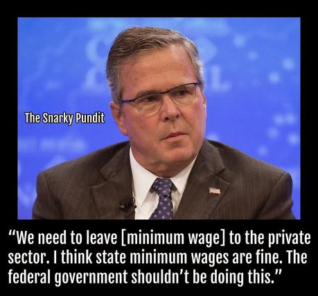 A Good Reason Why Jeb Bush Should Never Be President