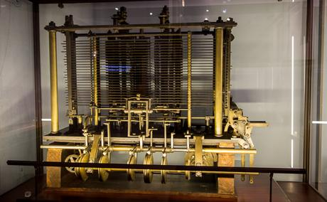 Charles babbage research papers