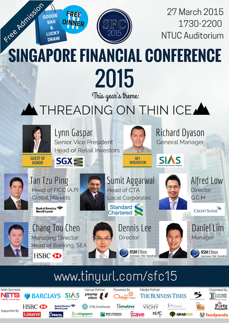 [LIVE Event] Singapore Financial Conference 2015