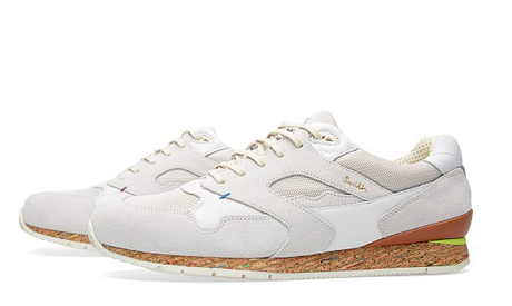 Spring Training:  Paul Smith Aesop Cork Sole Sneaker