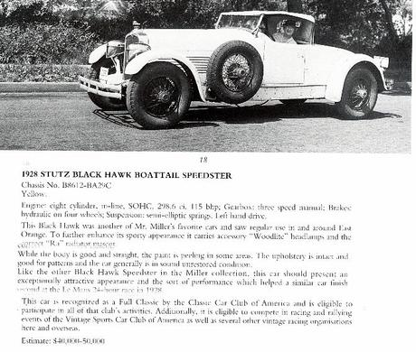 Some people are strange, some are collectors, and some are hermits who are strange collectors worth 1.5 million who leave behind all their Stutz cars for the state to inherit (3.6 million at auction)
