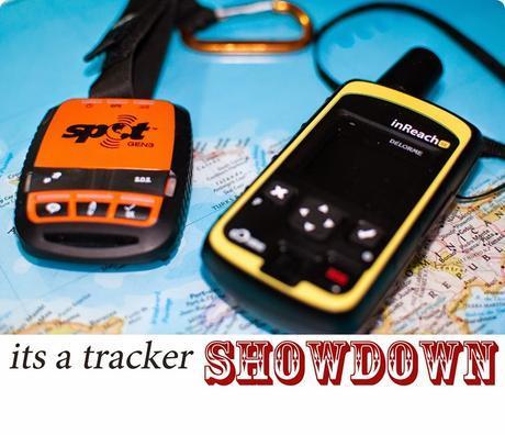 spot inreach tracker