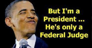 Obama vs. Hanen