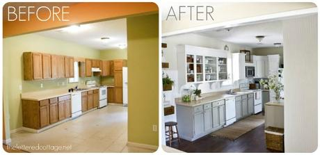 Kitchen Remodeling Ideas Before And After before and after kitchen renovations amazing before and after