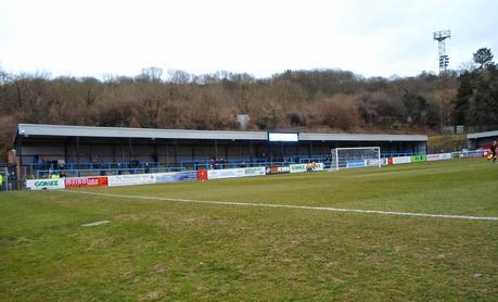 My Matchday - 441 Crabble Athletic Ground