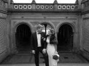 Central Park Wedding Around World Trip